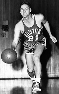 Bill Sharman, Celtics
