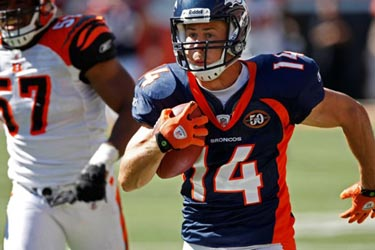 Brandon Stokley vs. Cincinnati