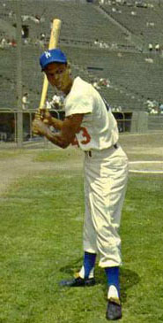 Charlie Neal, Dodgers