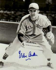 Elden Auker, St. Louis Browns
