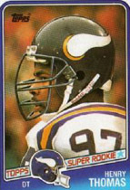 Henry Thomas, Vikings