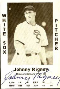 Johnny Rigney