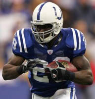 Joseph Addai, Colts