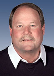 Coach Mike Holmgren