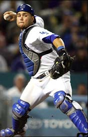 Russell Martin, Dodgers
