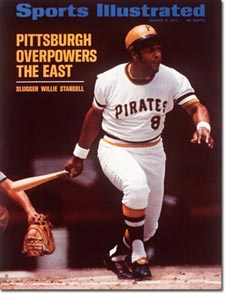 Willie Stargell, Pirates