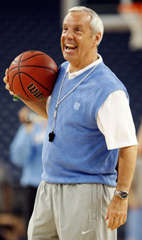 Roy Williams UNC