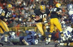 Packer FB Chuck Mercein