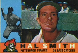 Hal Smith, Pirates
