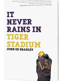 It Never Rains in Tiger Stadium cover