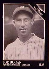 Joe Dugan, Yankees