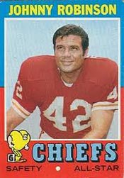 Johnny Robinson, Chiefs