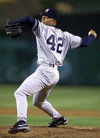 Mariano Rivera, Yankees