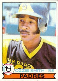 Ozzie Smith, Padres