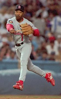 SS Ozzie Smith, Cardinals