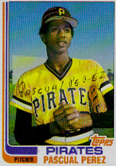 P Pascual Perez, Pirates