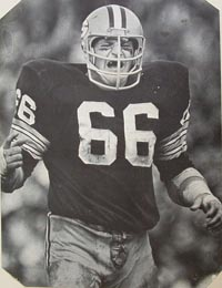 Packer LB Ray Nitchske