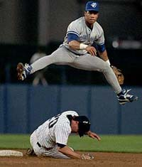 Robert Alomar, Blue Jays