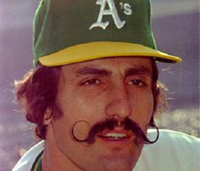 P Rollie Fingers, Athletics