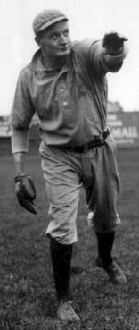 Rube Waddell, A's