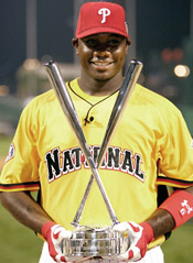 Ryan Howard, Phillies