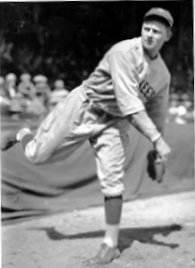 Yankees P Waite Hoyt