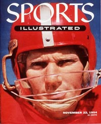Y. A. Tittle, SF 49ers