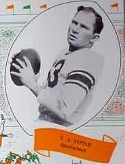 Y. A. Tittle, Colts