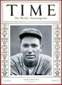 Dizzy Dean on Time