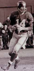 Y. A. Tittle, New York Giants