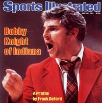 Bobby Knight, Indiana