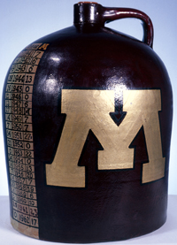 Little Brown Jug Michigan-Minnesota
