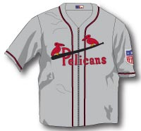 New Orleans Pelicans jersey 1942