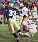 Boston College-Notre Dame 1993