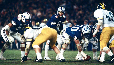 BYU-Michigan 1984