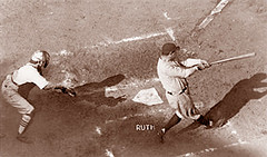 Babe Ruth's 3rd HR in Game 4, 1926 World Series