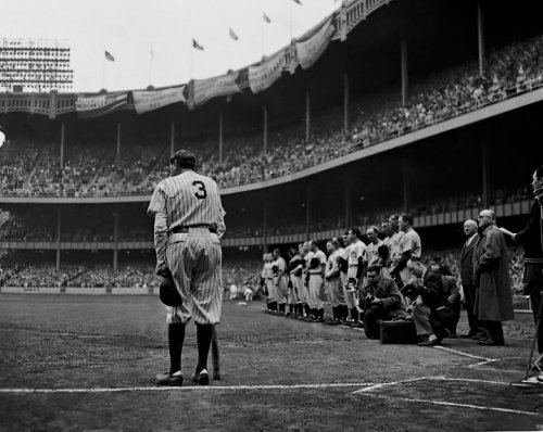 Babe Ruth Day 1948