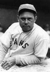 Giants Manager Bill Terry
