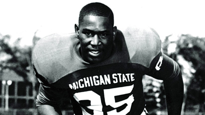 Bubba Smith, Michigan State