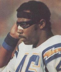 Chuck Muncie, Chargers