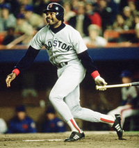 Dave Henderson, Red Sox