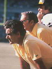 Saints Coach Dick Nolan