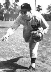 P Dutch Leonard, Washington Senators