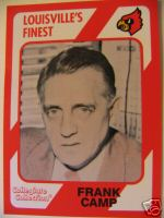 Coach Frank Camp, Louisville