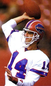 Frank Reich, Buffalo Bills