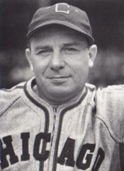 White Sox Manager Jimmy Dykes
