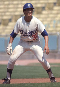 Maury Wills, Dodgers