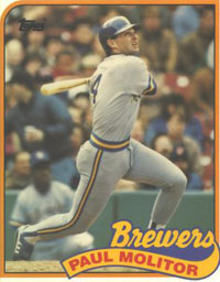 Paul Molitor, Milwaukee Brewers