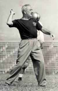Coach Red Sanders, UCLA