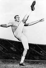 Punter Ron Widby, Tennessee